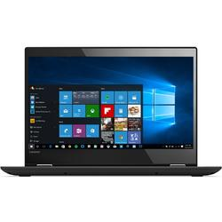 Yoga 520-14IKB, 14.0'' FHD Touch, Core i3-7130U 2.7GHz, 8GB DDR4, 1TB HDD + 128GB SSD, Intel HD 620, FingerPrint Reader, Win 10 Home 64bit, Onyx Black