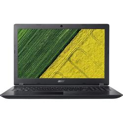 "Aspire 3 A315-33-C86N, 15.6"" HD, Celeron N3060 pana la 2.48GHz, 4GB DDR3, 500GB HDD, Intel HD 400, Linux, Negru"