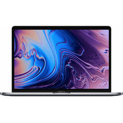 The New MacBook Pro 13 Retina with Touch Bar, 13.3'' Retina, Core i5 2.3GHz, 8GB DDR3, 512GB SSD, Intel Iris Plus 655, Mac OS High Sierra, INT KB, Silver