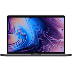 The New MacBook Pro 13 Retina with Touch Bar, 13.3'' Retina, Core i5 2.3GHz, 8GB DDR3, 512GB SSD, Intel Iris Plus 655, Mac OS High Sierra, INT KB, Space Gray