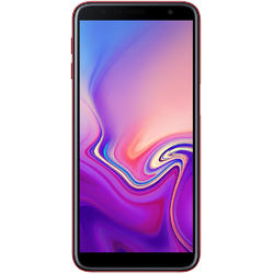 Galaxy J6 Plus (2018), Dual SIM, 6.0'' IPS LCD Multitouch, Quad Core 1.4GHz, 3GB RAM, 32GB, Dual 13MP + 5MP, 4G, Red