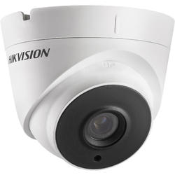 DS-2CE56D8T-IT3 2.8mm, Dome, Analog, 2MP, CMOS, IR, Alb/Negru