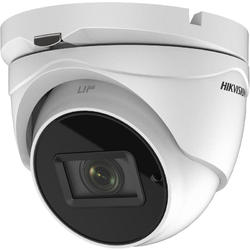 DS-2CE79U8T-IT3Z 2.8 - 12mm, Turret Dome, Analog, 8.29MP, CMOS, IR, Alb/Negru