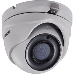 DS-2CE56H5T-ITM 2.8mm, Turret Dome, Analog, 5MP, CMOS, IR, Alb/Negru
