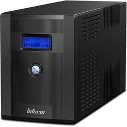 Inform Guardian 600VA/360W Line interactive, Single-phase, Protectie R711/R745
