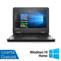 Yoga 11e, Intel Celeron N2930 Quad Core 1.80GHz, 4GB DDR3, 320GB SATA + Windows 10 Home