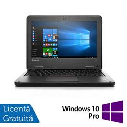 Yoga 11e, Intel Celeron N2930 Quad Core 1.80GHz, 8GB DDR3, 120GB SSD + Windows 10 Pro