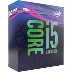 Core i5 9600K 3.70GHz, Socket 1151, Box
