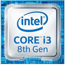Core i3-8100 Coffee Lake, 3.6GHz, 6MB, 65W, Socket 1151, Tray