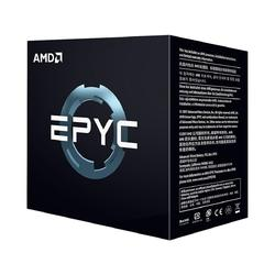 EPYC 24 CORE 7401, 3.0 GHz, 64MB Cache, 170W, Socket SP3