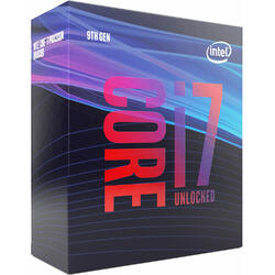 Core i7-9700K, 3.6GHz, socket 1151, Box