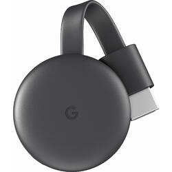 ChromeCast 3.0 HDMI Streaming, Negru