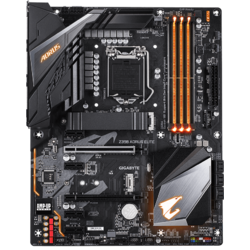 Z390 AORUS ELITE, Socket 1151 v2