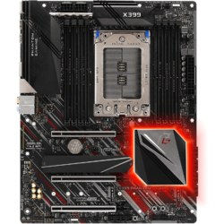 X399 PHANTOM GAMING 6, Socket TR4