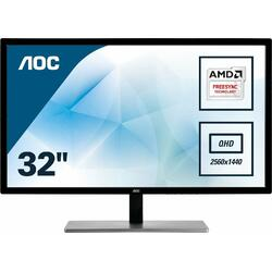 Q3279VWFD8 31.5 inch 2K 5ms FreeSync 75Hz  White-Silver