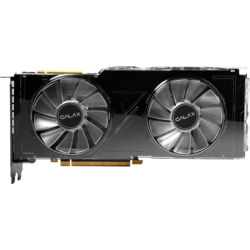 Galax GeForce RTX 2080 Ti DUAL BLACK 11GB GDDR6 352-bit