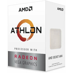 Athlon 240GE 3,5GHz, Socket AM4, Box