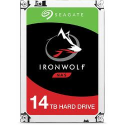 Ironwolf 14TB, 3.5 inch, 7200 rpm, 256MB
