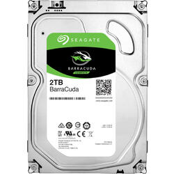 BarraCuda 2TB SATA 3 5400RPM 256MB