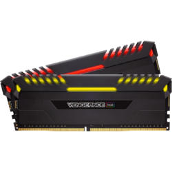 Vengeance RGB LED 32GB DDR4 3000MHz CL16 Kit Dual Channel