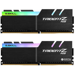 Trident Z RGB 32GB DDR4 4000MHz CL19 1.35V Kit Dual Channel