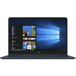 "ZenBook Flip S UX370UA-C4228R, 13.3"" FHD Touch, Core i7-8550U 1.8GHz, 16GB DDR3, 256G SSD, Intel UHD 620, Windows 10 Pro, Royal Blue"