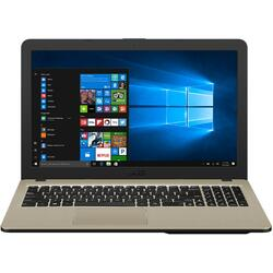 VivoBook 15 X540UA-DM972, 15.6 inch Full HD, Intel Core i3-8130U, 4GB DDR4, 256GB SSD, Intel UHD 620, Endless OS, Chocolate Black