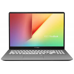 VivoBook S15 S530UF, 15.6 inch Full HD, Intel Core i5-8250U, 8GB DDR4, 256GB SSD, GeForce MX130 2GB, Endless OS, Gun Metal