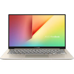 VivoBook S13 S330UA, 13.3 inch Full HD, Intel Core i7-8550U, 8GB, 256GB SSD, Intel UHD 620, Win 10 Home, Icicle Gold