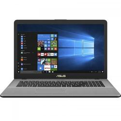 VivoBook Pro 17 N705UN, 17 inch Full HD, Intel Core i7-8550U, 16GB DDR4, 1TB + 128GB SSD, GeForce MX150 4GB, Win 10 Pro, Dark Grey