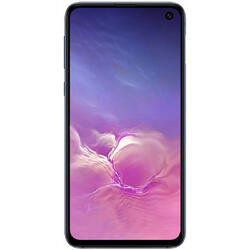 Galaxy S10e Dual SIM  LTE, 5.8 inch, Octa Core, 6GB RAM, 128GB, 4G, Tri Camera, Gradation Black
