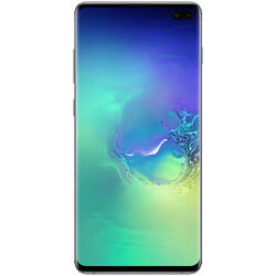 Galaxy S10+ Dual SIM LTE, 6.4 inch, Octa Core, 8GB RAM, 128GB Cvintuplu-Camera, Teal Green