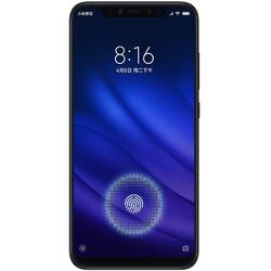Mi 8 Lite, Dual SIM, 6.21'' Full HD+, Octa Core, 8GB RAM, 128GB, Tri camera 20MP + 12MP + 12MP, 4G, Transparent Titanium