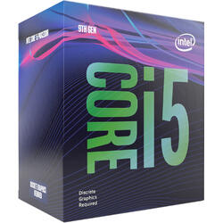 Coffee Lake, Core i5 9400F 2.90GHz Socket 1151 v2, Box