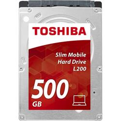 L200, 500GB, SATA 3, 5400 RPM, cache 8MB, 7mm Bulk