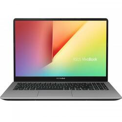 VivoBook S15 S530FA, 15.6 inch Full HD, Intel Core i5-8265U, 8GB DDR4, 256GB SSD, Intel UHD 620, Endless OS, Gun Metal