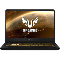TUF Gaming FX705GM, 17.3 inch FHD 144Hz, Intel Core i7-8750H, 8GB DDR4, 1TB SSHD, GeForce GTX 1060 6GB, Gun Metal