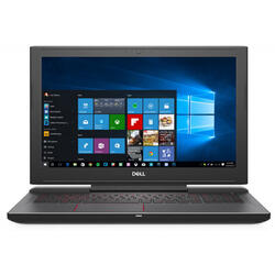 G5 5587, 15.6 inch UHD IPS, Intel Core i7-8750H, 16GB DDR4, 1TB + 256GB SSD, GeForce GTX 1060 6GB, Linux, Black