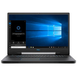 G7 7790, 17.3 inch FHD IPS, Intel Core i7-8750H, 16GB DDR4, 1TB + 256GB SSD, GeForce RTX 2060 6GB, Win 10 Home, Black