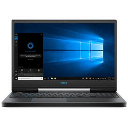 G5 5590, 15.6 inch FHD, Intel Core i7-8750H, 8GB DDR4, 1TB + 128GB SSD, GeForce RTX 2060 6GB, Win 10 Home, Black