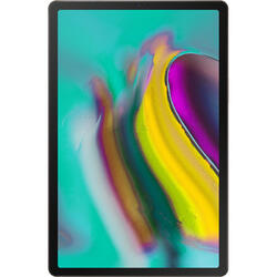 SM-T725 Galaxy Tab S5e, 10.5 inch Multi-touch, Snapdragon 670 2.0GHz Octa Core, 4GB RAM, 64GB flash, Wi-Fi, Bluetooth, 4G, GPS, Android 9.0, Gold