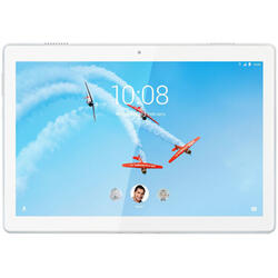Tab M10 TB-X605F, 10 inch touch, Cortex-A53 1.8GHz Octa Core, 3GB RAM, 32GB flash, Wi-Fi, Bluetooth, GPS, Android 8.0, Polar White