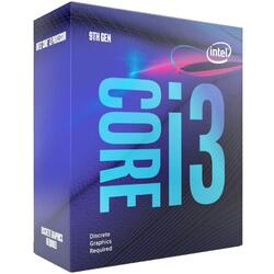 Core i3-9100F Coffee Lake, 3.6GHz, 6MB, 65W, Socket 1151 v2 BOX