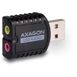 ADA-10 USB2.0 - Stereo Audio Mini Adapter