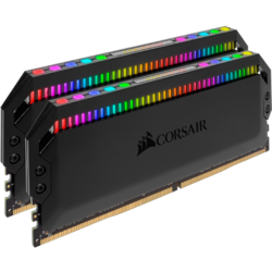 Dominator Platinum RGB 16GB DDR4 3600MHz CL18 Kit Dual Channel