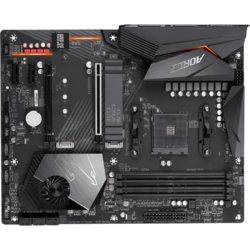 AORUS X570 ELITE, Socket AM4