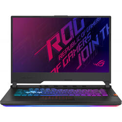 ROG Strix Hero III G531GW, 15.6 inch FHD 240Hz 3ms, Intel Core i7-9750H, 8GB DDR4, 512GB SSD, GeForce RTX 2070 8GB, No OS, Black