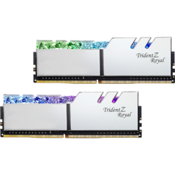Trident Z Royal RGB DDR4 16GB (2x8GB) 3600MHz CL18 1.35V, Kit Dual Channel