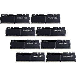 Trident Z DDR4 128GB (8x16GB) 3600MHz CL17 1.35V, Kit x 8