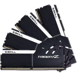 Trident Z DDR4 32GB (4x8GB) 3200MHz CL16 1.35V, Kit Quad Channel